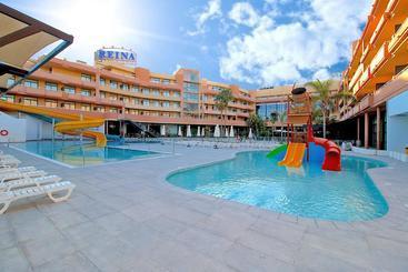 Zwembad Advise Hotels Reina Vera