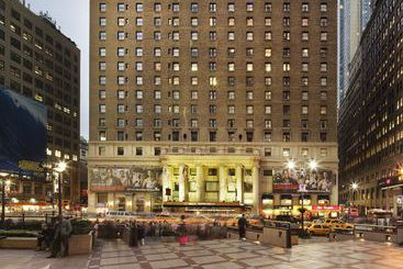 New York's Hotel Pennsylvania - Nueva York