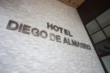 Diego de Almagro Osorno - أوسورنو