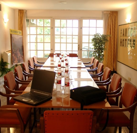 Salas de reuniões Hotel Amic Gala Can Pastilla