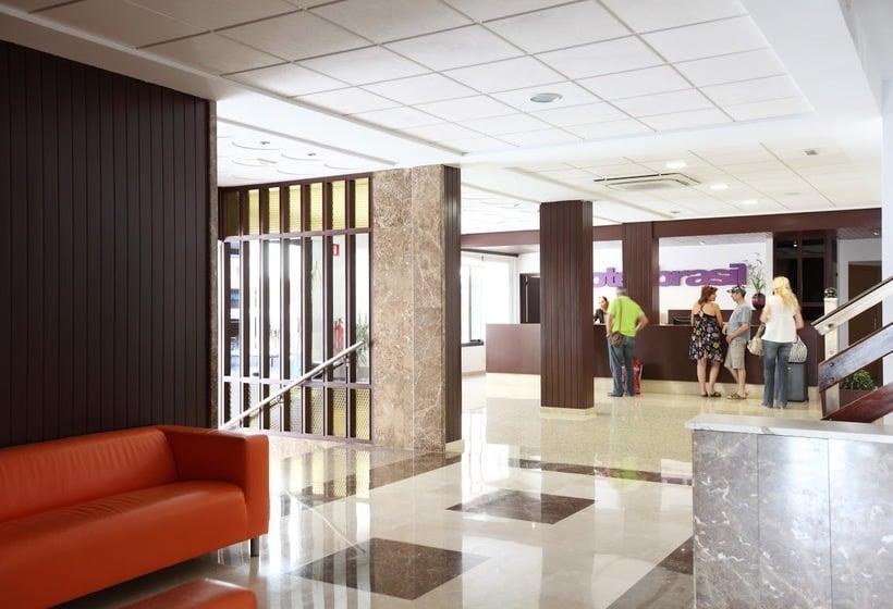 Recepción Hotel Brasil Benidorm