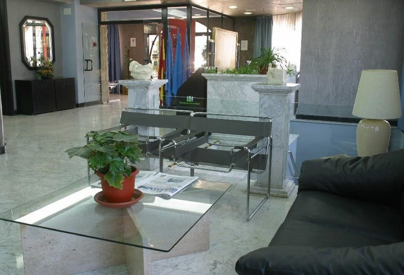 Common areas Hotel City House Las Lomas Oviedo