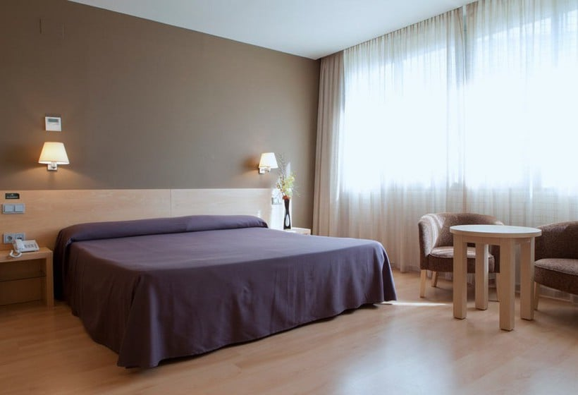 Quarto Hotel Daniya Alicante