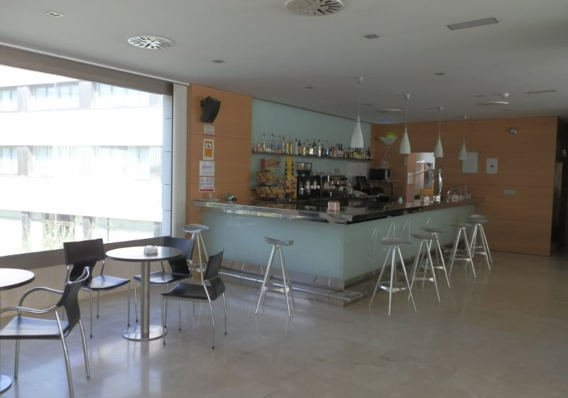 Cafetería Hotel Daniya Alicante