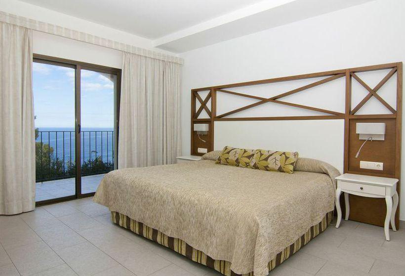 اتاق هتل Hoposa Costa D'or Deia