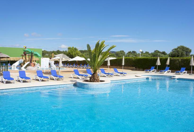 Piscina Hotel HSM Canarios Park Calas de Mallorca