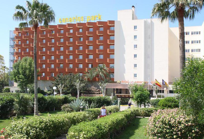 Exterior Hotel HSM Canarios Park Calas de Mallorca