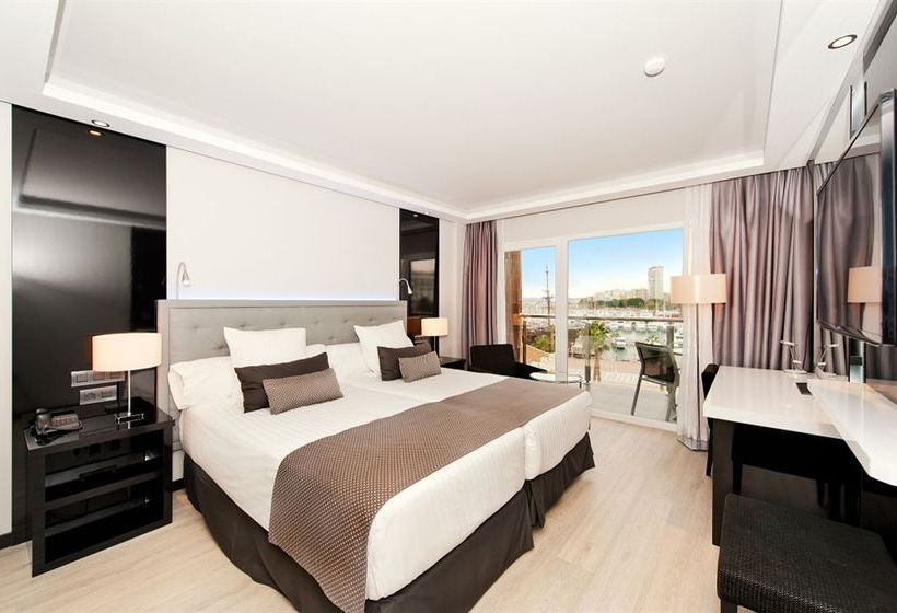 Habitación Hotel Meliá Alicante