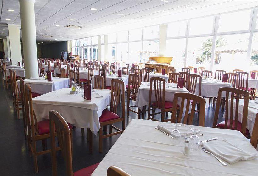 رستوران هتل Playas de Guardamar Guardamar del Segura