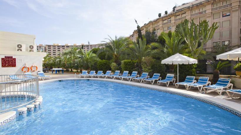 Swimming pool Hotel Prince Park Benidorm