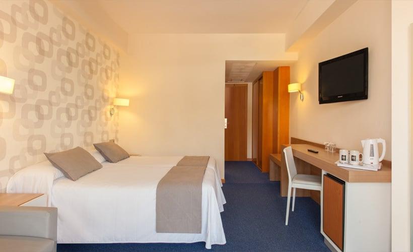 방 호텔 RH Corona del Mar 베니 돔
