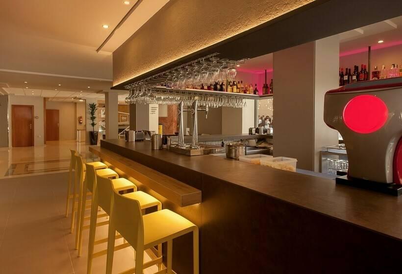 Cafetería Hotel RH Princesa Benidorm