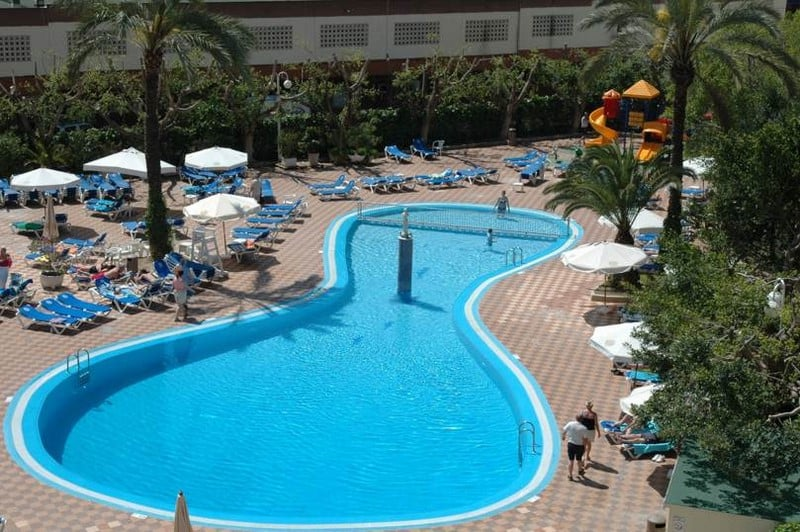 Swimming pool Hotel Servigroup Venus Benidorm