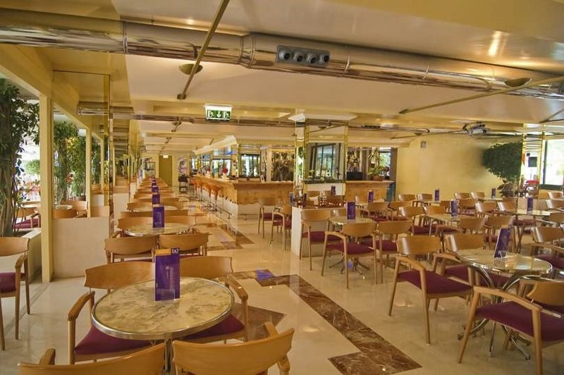 Cafetería Hotel Servigroup Venus Benidorm