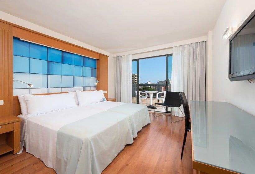 Camera Hotel Innside Palma Bosque Palma di Maiorca