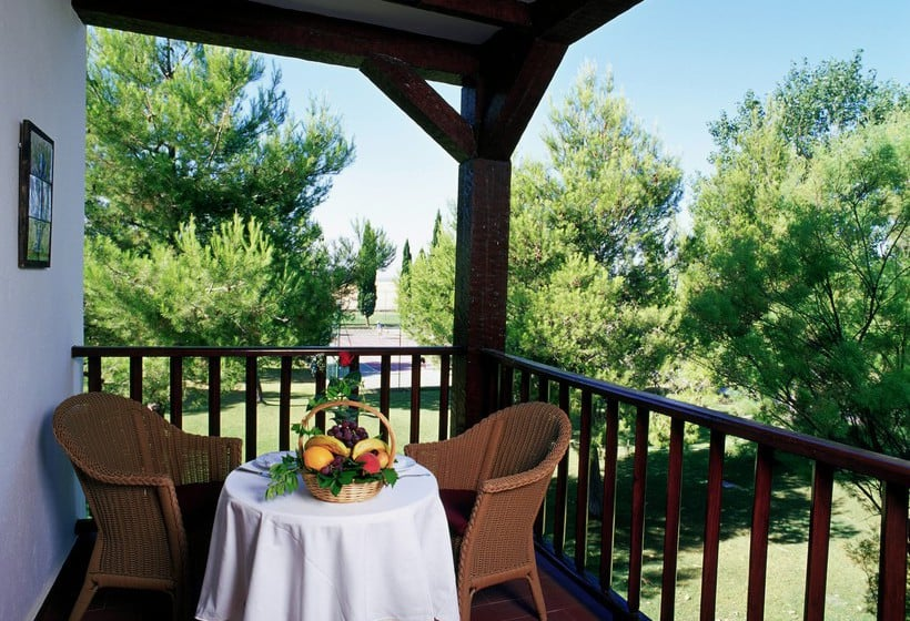 Terrace Parador de Albacete
