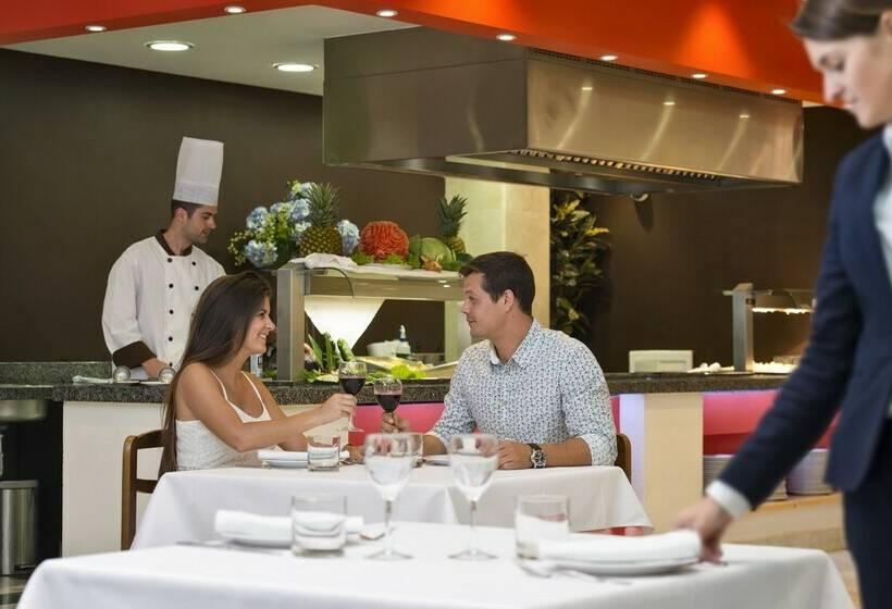 Restaurante Aparthotel Orquidea Santa Eulalia del Río
