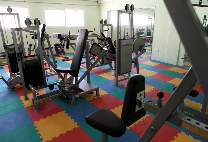 Sports facilities AzuLine Hotel Atlantic Es Canar