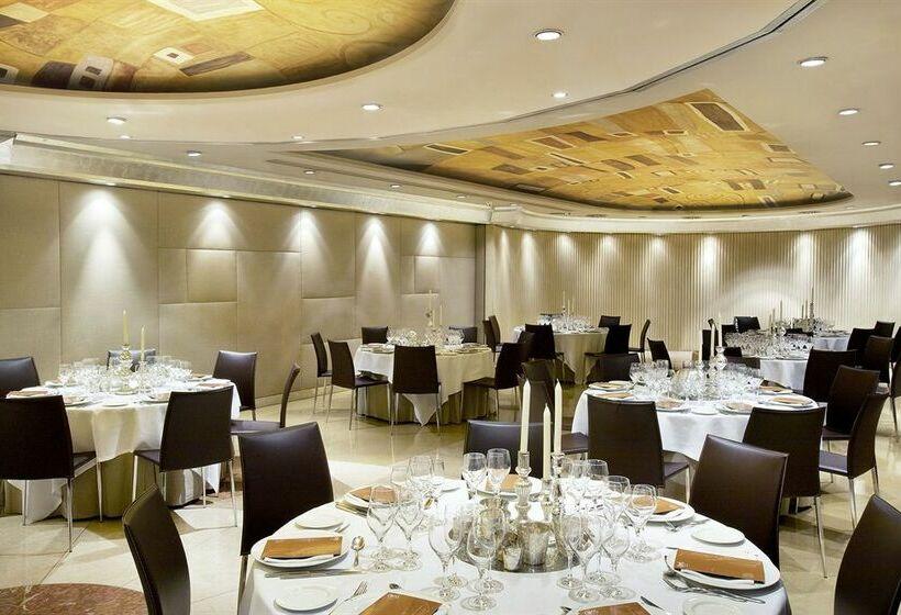 مطعم Claris Hotel برشلونة