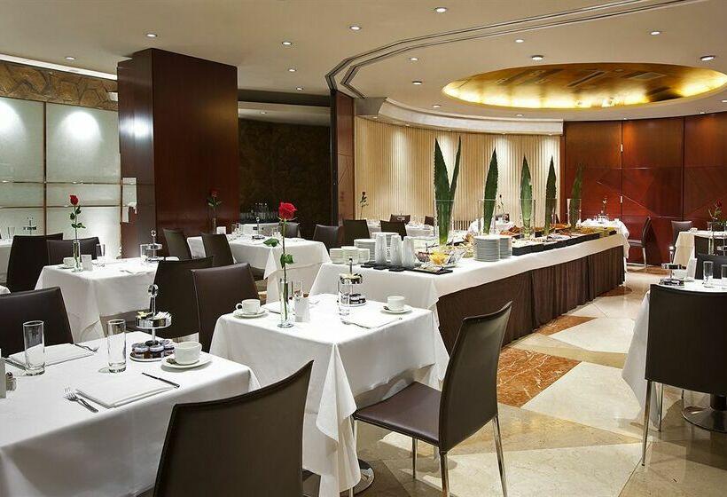 Restaurant Claris Hotel Barcelone
