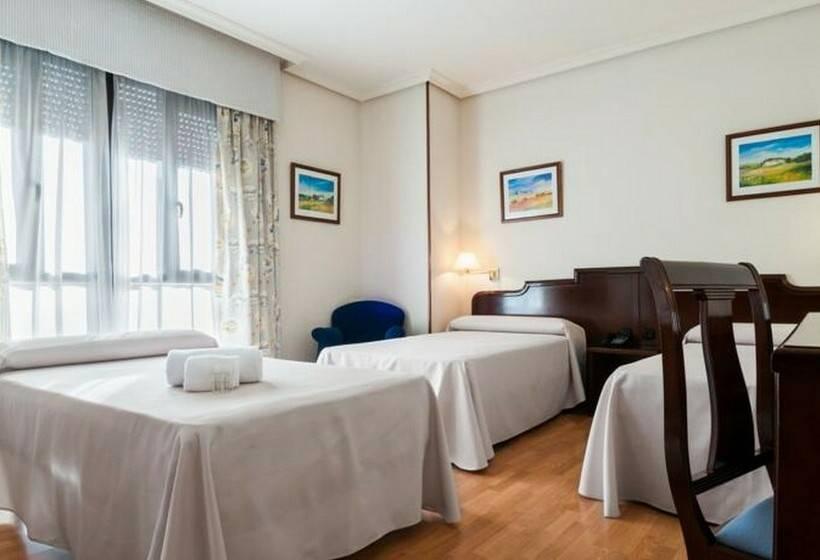 部屋 ホテル Alcantara カセレス