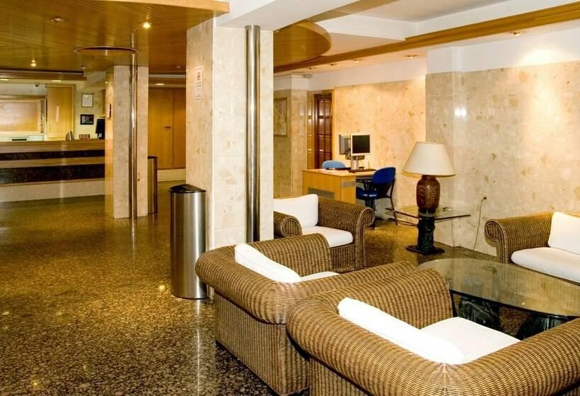 공용 공간 호텔 Auto Hogar 바르셀로나