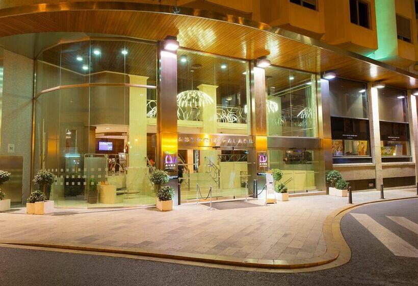 Aussenbereich Ayre Hotel Astoria Palace Valencia