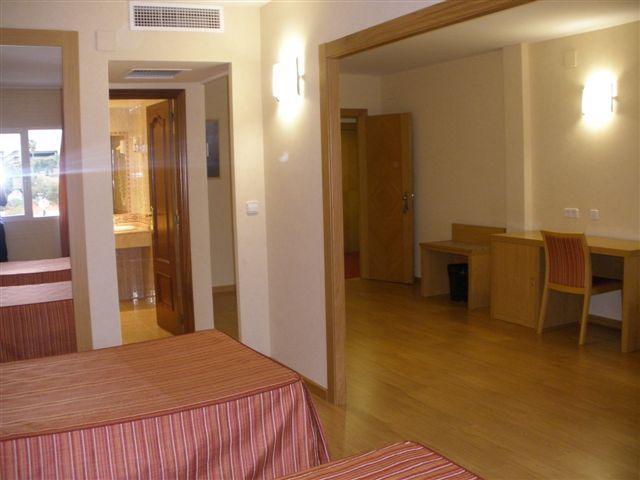 部屋 ホテル Beleret バレンシア