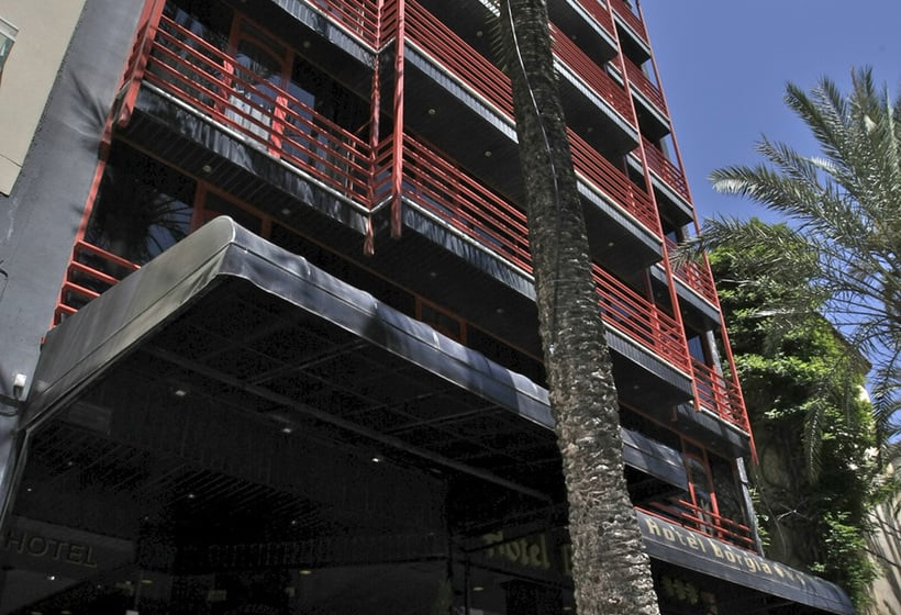 Exterior Hotel Borgia Gandia