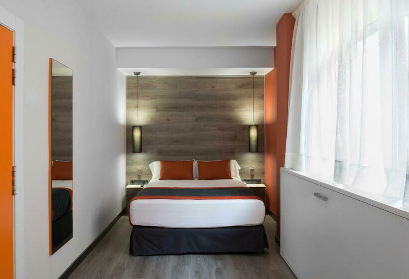Zimmer Hotel Catalonia Mikado Barcelona