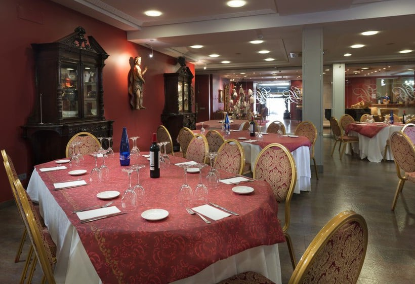 Restaurante Hotel Fernán González Burgos
