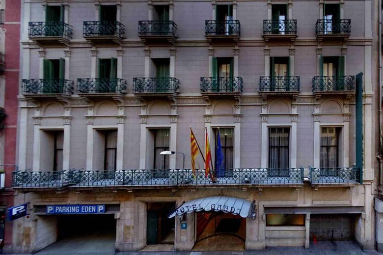 Hotel gaudi em barcelona desde 30 destinia for Hoteis em barcelona
