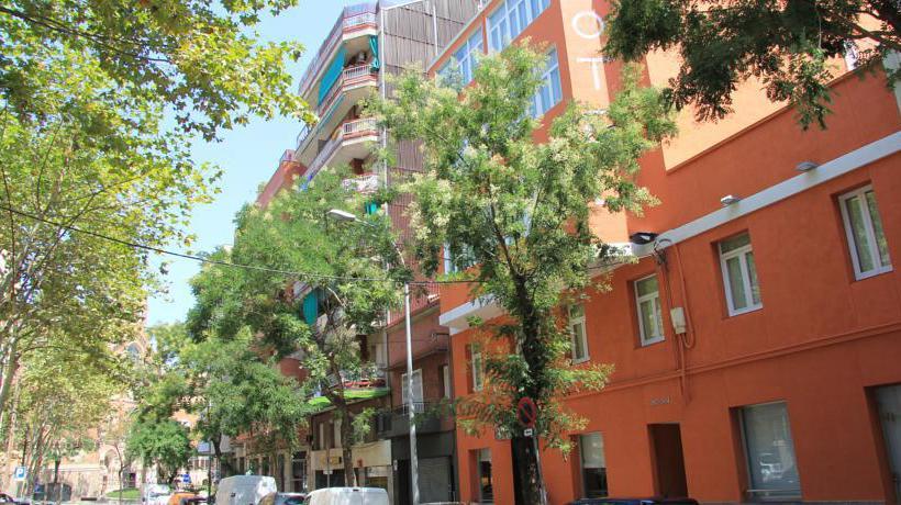 外部 ホテル H Top BCN City バルセロナ