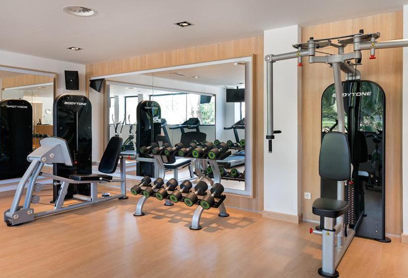 Salles de sport Hôtel Hesperia Mallorca Villamil Paguera