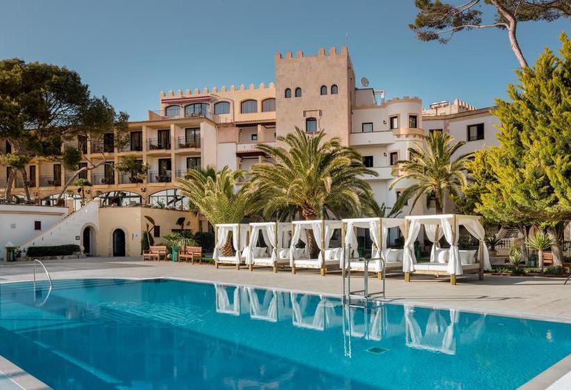 Piscine Hôtel Hesperia Mallorca Villamil Paguera