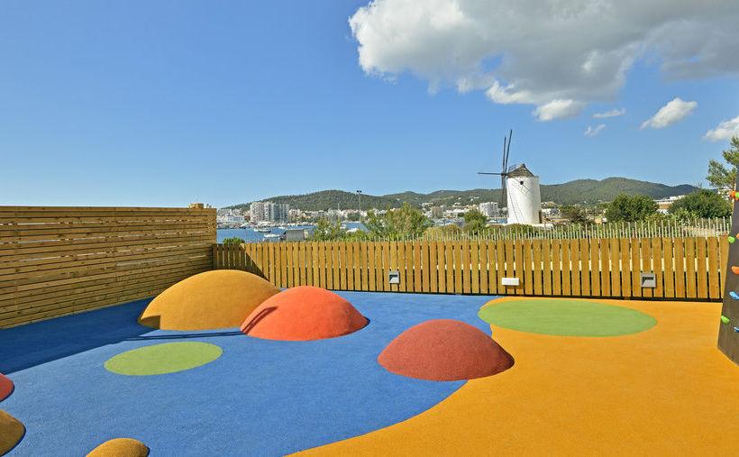 Aires de jeux pour enfants Hôtel Alua Hawaii Ibiza Sant Antoni de Portmany