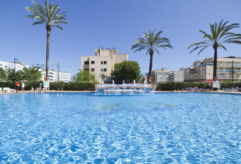 プール ホテル Mare Nostrum Playa d'en bossa