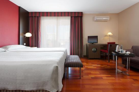 Hotel NH Les Corts Barcelona