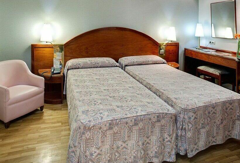 Quarto Hotel Rialto Barcelona