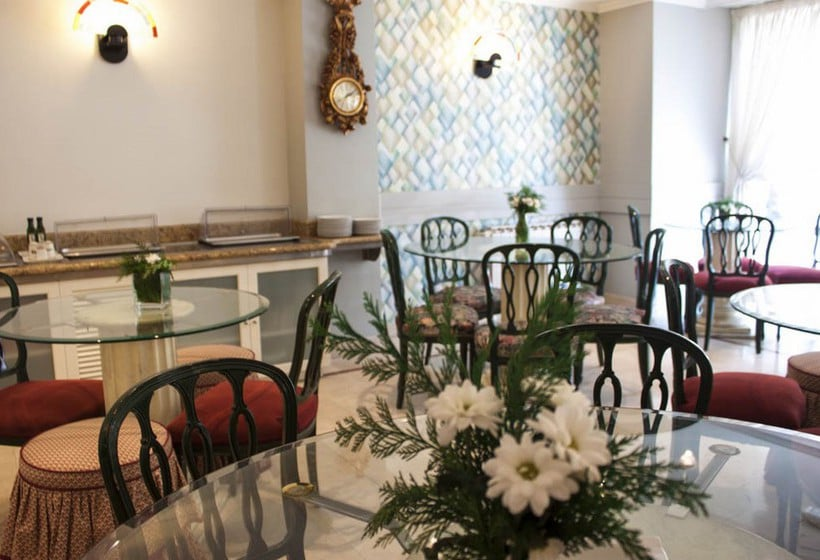 Restaurant Hôtel Maria Luisa Burgos