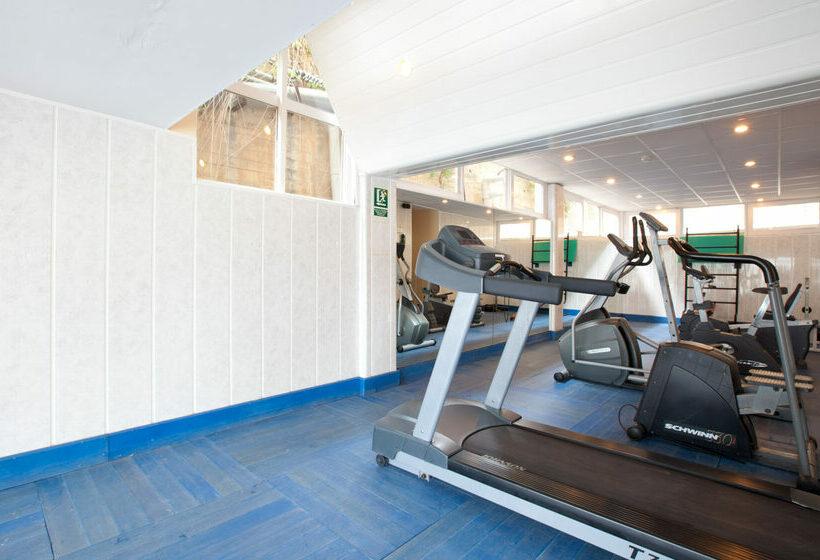 Instalaciones deportivas Hotel Seramar Sunna Park Paguera