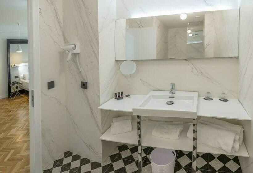 Salle de bain SH Inglés Boutique Hotel Valencia