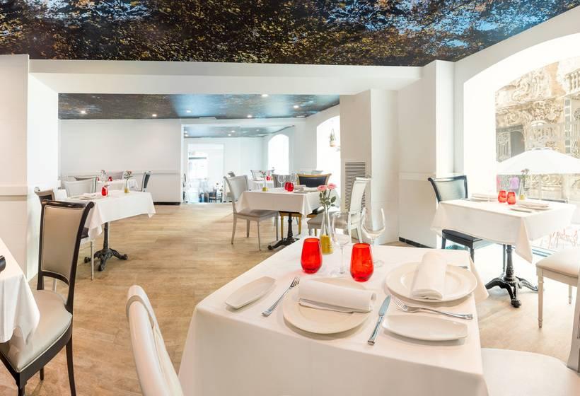 Restaurant SH Inglés Boutique Hotel Valencia