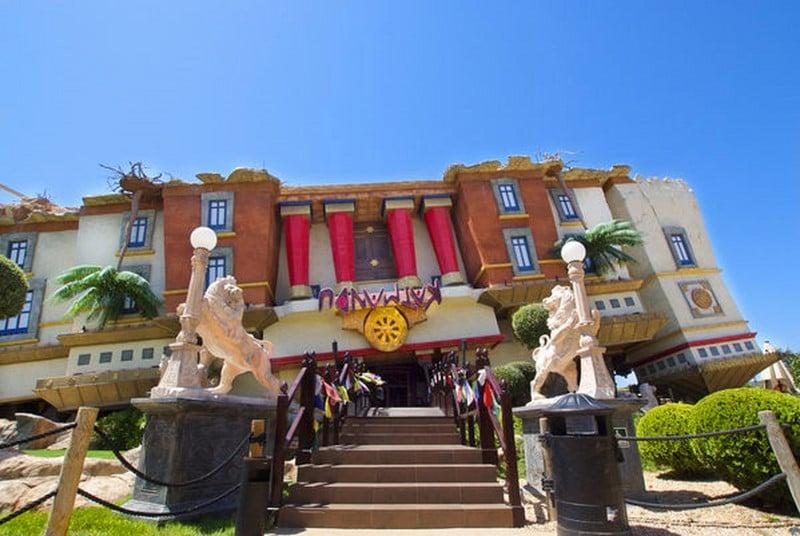 Outside Sol Katmandu Park & Resort Magalluf