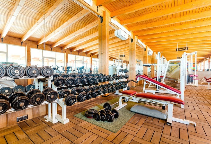 Sports facilities Hotel Camino de Granada