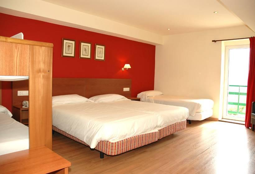 방 호텔 Candanchu Candanchú
