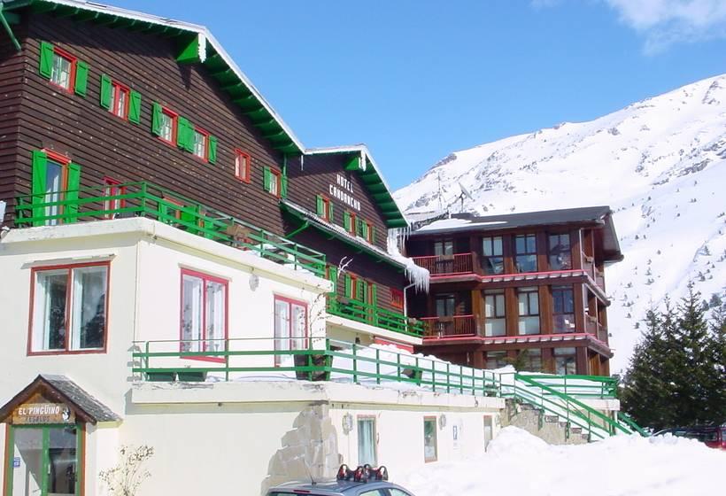 외관 호텔 Candanchu Candanchú