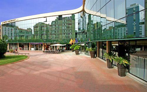 호텔 Carlemany 지로나