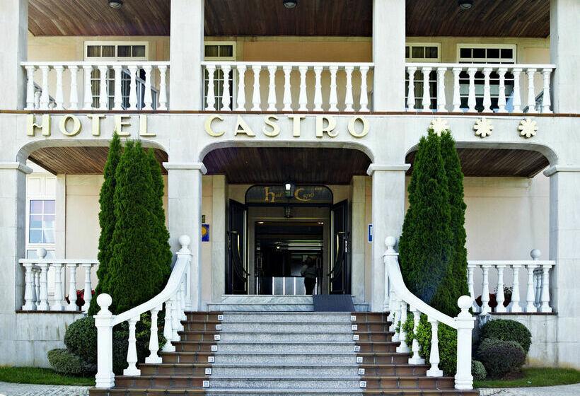 호텔 Castro 산티아고 데 콤포스텔라