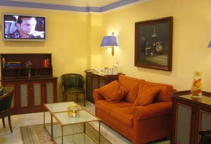 Common areas Hotel Comfort Dauro 2 Granada